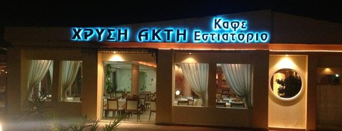 Χρυσή Ακτή is one of Orte, die Georgia❤ gefallen.