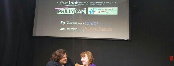 PhillyCAM is one of Posti che sono piaciuti a Sandy.