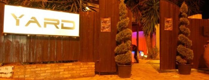 Yard Club is one of Corfu.