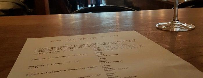 Bar Lebowski friends & wine is one of NijMegan.
