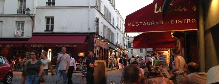 Tartempion is one of Fleur's Paris.
