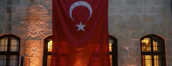 Gaziantep Atatürk Anı Müzesi is one of Gespeicherte Orte von Bedii.