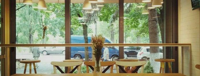 Soul Cafe is one of рест-о-рації.