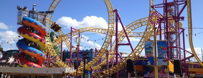 Adventure Island is one of UK Tourist Attractions & Days Out.