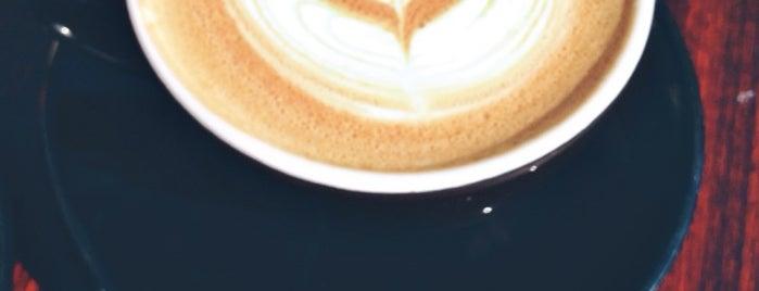 Great Dane Coffee is one of สถานที่ที่บันทึกไว้ของ Eric.