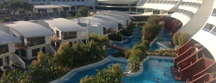 Cornelia Diamond Golf Resort & Spa is one of *** GEZGİNİN GÜNLÜĞÜ ' 2 ***.