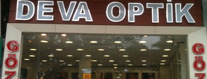 Deva Optik is one of rasot karaagac organik alabalık çiftliğinde.