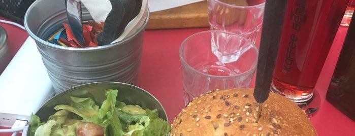 Kaffee bBerlin is one of Lyon.