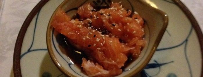 Osaka is one of Sushi Milano.