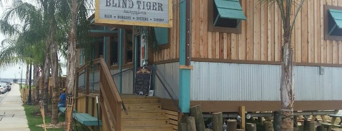 The Blind Tiger is one of American Travel Bucket List-The South.