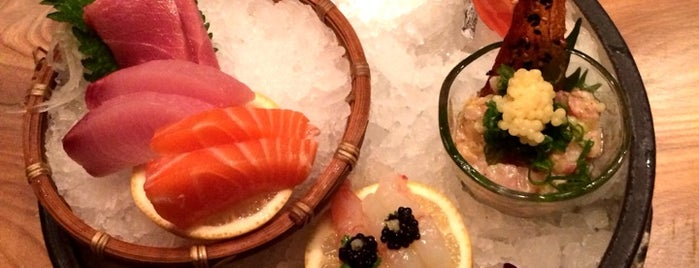 Roka is one of Recommendations - London.