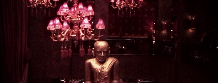 Buddha Bar is one of Cool places In Dubai.