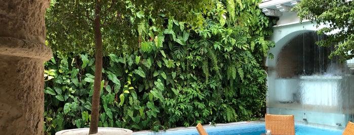 Tcherassi Hotel & Spa is one of Cartagena, Columbia.