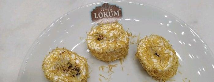 Afyon Lokum Atölyesi is one of Altuğ 님이 좋아한 장소.