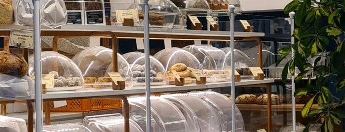 Sour & Sweet Artisan Bakery by Happy Bakers is one of Tempat yang Disimpan Kübra.