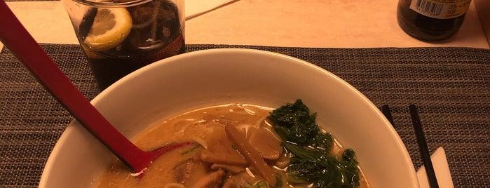 Chashu Ramen is one of BCN eat.