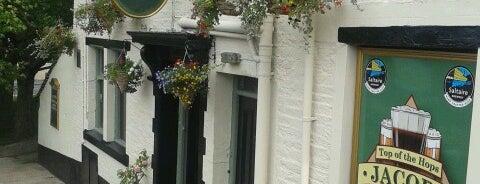 Jacobs Ale House is one of Bradford Pub Crawl.