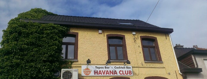 Tapas Club Havana is one of Henriさんの保存済みスポット.