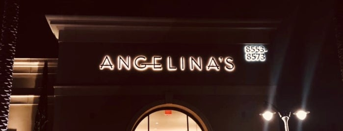 Angelina's Pizzeria Napoletana is one of Lieux qui ont plu à Ailie.
