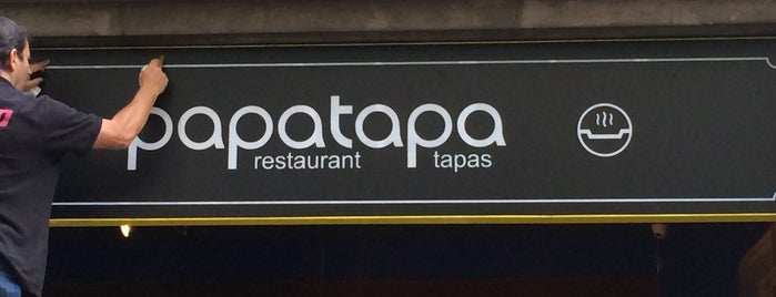 Papatapa is one of Barcelona.