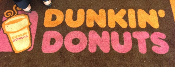 Dunkin' is one of Locais curtidos por Channing.