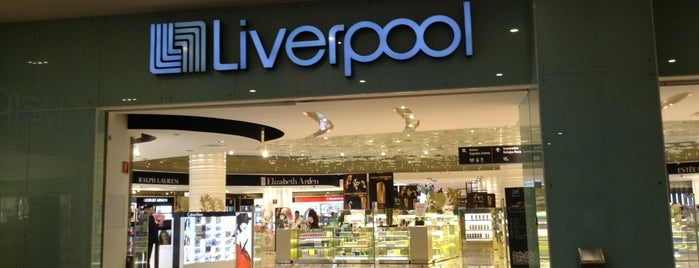 Liverpool is one of tO the mall... *:*.