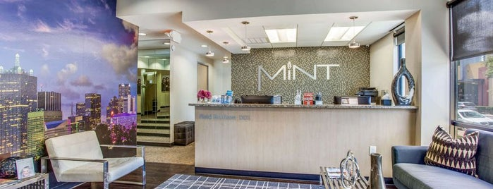 MINT dentistry | Uptown is one of Theresa FiftyShades's Liked Places.