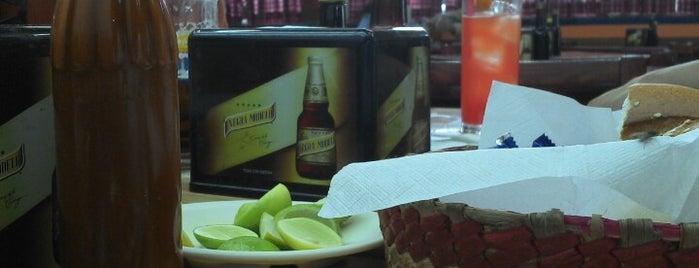 """Cantina """"La Auténtica"""" is one of Restaurantes."""