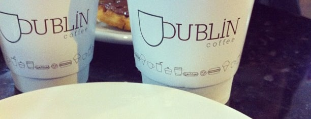 Dublin Coffee is one of Café Blumenau.
