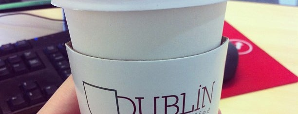 Dublin Coffee is one of Locais curtidos por Michelle.