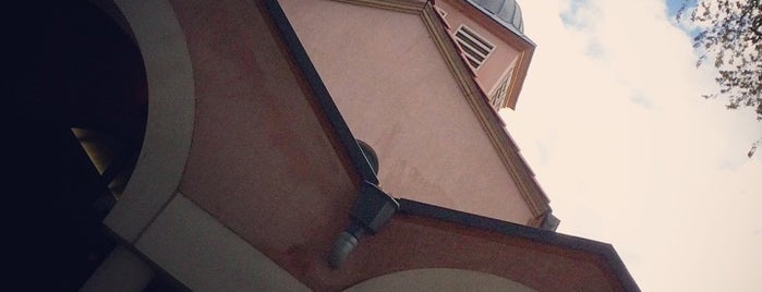 Gr.-Orthodoxe Kirchengemeinde Prophet Elias is one of Orthodox Churches - Western Europe.