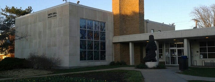 Smith Hall is one of Academic Buildings.