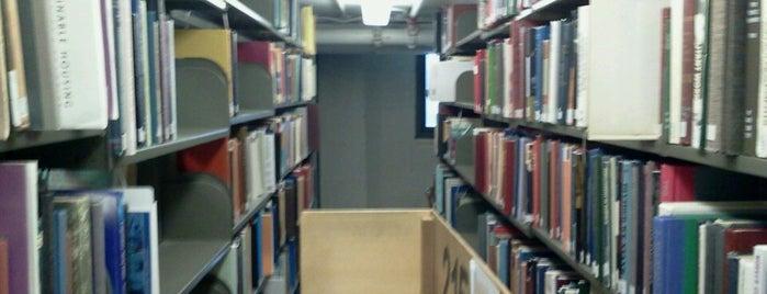 Watson Library is one of Lugares favoritos de Mirinha★.