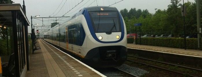 Station Zevenbergen is one of Orte, die Kevin gefallen.