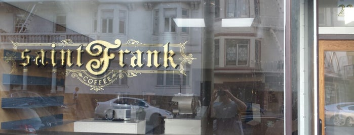 Saint Frank is one of [To-do] San Francisco.