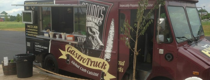 Bruno's Gastrotruck is one of The 101 Best Food Trucks in America.