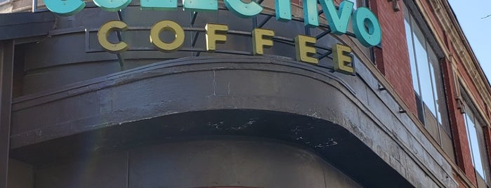 Colectivo Coffee Roasters is one of Chicago trip 2018.