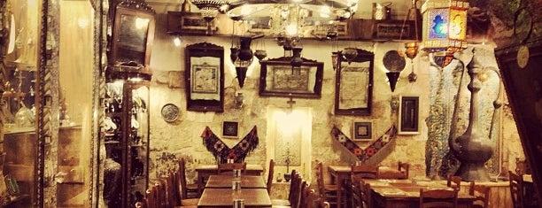 Armenian Tavern is one of Israel.