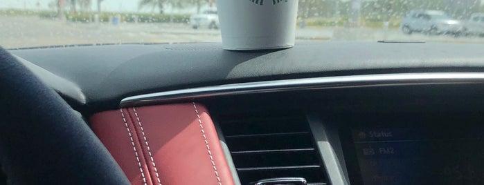 Starbucks is one of Lieux qui ont plu à Fatma.