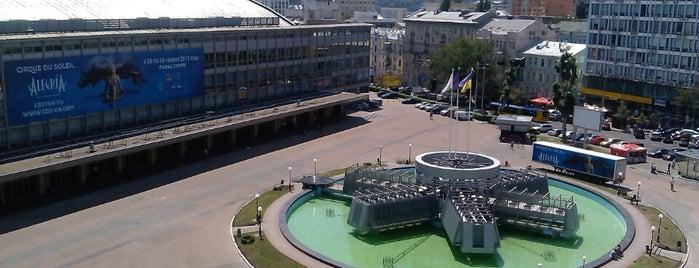 Спортивна площа is one of Lieux qui ont plu à Dmytro.