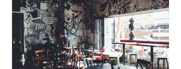 Tipple Bar & Bistro is one of Sydney bucket list bars.