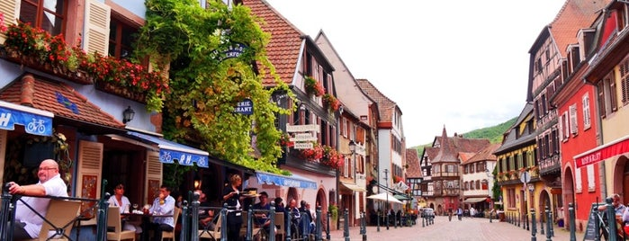 Kaysersberg is one of Best of Alsace.