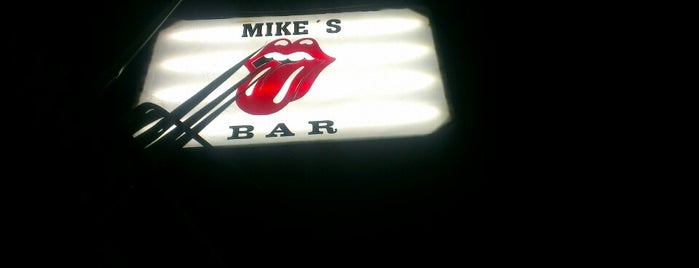 Mike's Bar is one of Lugares favoritos de #RunningExperience.
