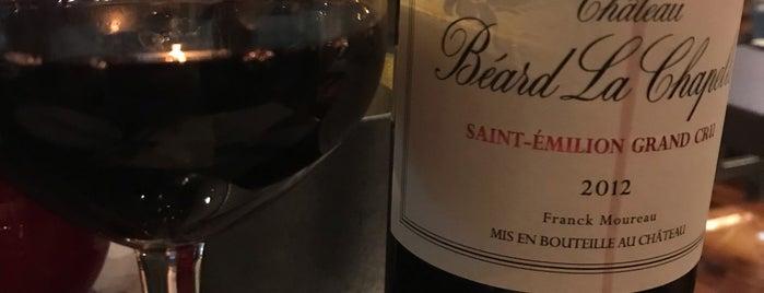Scarlett Café & Wine Bar is one of Posti che sono piaciuti a Aubrey.