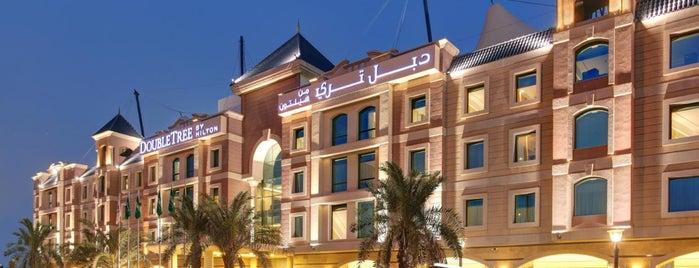 DoubleTree by Hilton Riyadh is one of Ahmad'ın Beğendiği Mekanlar.