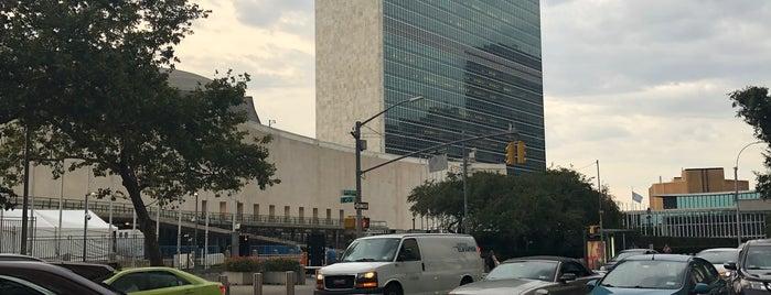Asamblea General de las Naciones Unidas is one of World Sites.