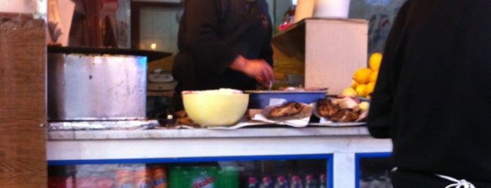 Yedikardeşler Balık Pişiricisi is one of izmir.