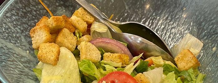 Olive Garden is one of Sergio M. 🇲🇽🇧🇷🇱🇷 : понравившиеся места.