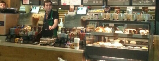 Starbucks is one of Lugares favoritos de Ahmet.