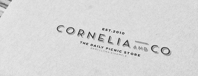 Cornelia and Co. is one of Restaurants.